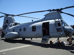 """Boeing CH-46E Sea Knight 1 • <a style=""""font-size:0.8em;"""" href=""""http://www.flickr.com/photos/81723459@N04/39137270475/"""" target=""""_blank"""">View on Flickr</a>"""
