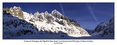 La chaine des Ecclésiastiques (dibona38) Tags: valléeblanche chamonix skiderandonnée montblanc helbronner aiguilledumidi poudreuse