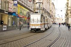 DPMB Brno 1704 Zelný trh 6.1.2018 (Christian Pischinger) Tags: strasenbahn tramway brno tschechien