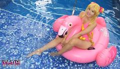 Konekotan Cosplay Sailor Moon (Koneko-tan Cosplay) Tags: cosplaypanama cosplay panama sailormoon usagi tsukino serena konekotan