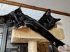 Sharing the top of the cat tree (CopperScaleDragon) Tags: sam dean cattree top sharing black cat tuxedo kitty cute brothers