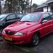 2001 Lancia Ypsilon Elefantino Rosso