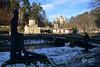 Castello di Bran...Romania (Biagio ( Ricordi )) Tags: castello romania bran neve inverno dracula transilvania