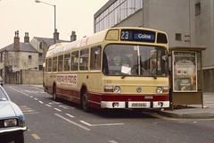120. KBB 520L: Burnley & Pendle Transport (chucklebuster) Tags: kbb520l burnley pendle transport leyland national tyneside tyne wear pte