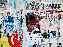 20180214-004 (sulamith.sallmann) Tags: zeichen decay kaputt paper papier plakat plakate signs symbol typo verfall zerfall zerfallen zerstört sulamithsallmann