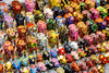 Colorful Thailand - November, 2017: Colorful figurine of elephants at the night market of elephants at the night market (Davide Seddio) Tags: thailand asia buddhism tradition art cultures traveldestinations beauty elephant handycraft colors market chiangmai figurine