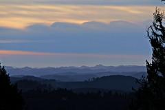 Sunset View (dsgetch) Tags: spencerbutte sunset mist mistyhills eugene eugeneoregon oregon cascadia pacificnorthwest pnw pnwlife pnwwonderland lanecounty winter