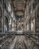 Peterborough Cathedral 2018 - 10 (Darwinsgift) Tags: peterborough cathedral nikkor 19mm f4 pc e nikon d850 hdr interior architecture church photomerge tilt shift stich