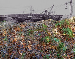 Rubislaw Remnant, Anchor Cable (aberdeen granite) Tags: aberdeen scotland granite quarrying rubislaw mechanical engineering john m henderson