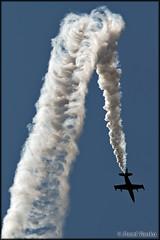 Aero L-39CM Albatros (Pavel Vanka) Tags: aero l39cm albatros l39 l39c slovakairforce slovakiaairforce siaf sliac lzsl airshow slovakia plane airplane aircraft spotting spotter jet fighter fly flying tailslide kolokol