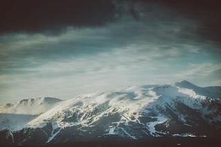 Majestic montain