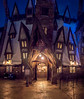 Universal - Three Broomsticks (Jeff Krause Photography) Tags: adventure bokeh bokehpano broomsticks entrance florida harry hogsmeade islands menu pano park potter resturant studios three universal village wizarding world theme orlando unitedstates us snow roof