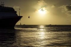 Key West, Sunset (frank.gronau) Tags: meer ozean ocean water wasser schiff keywest miami sunset alpha sony gronau frank