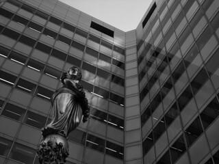 Statue , Fortuna , Rotterdam