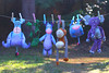 "IMG_012333 - Happy Laundry Day (Monique van Gompel) Tags: 7dwf ""happylaundryday"" dog toys speelgoed dogtoys hondenspeelgoed zaynah monkey dinosaur elephant donkey tamronsp90mmf28dimacro11vcusd tamron canoneos80d toysfordogs happy"