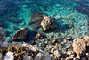 L'eau-verte (RS...) Tags: marseille corniche mer sea rochers rocks nikon 1 v2