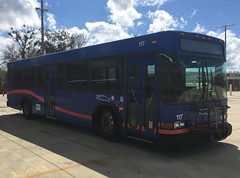 Possible last day in service!!!! (Guayabal) Tags: university florida gainesvsille regional transit system gillig low floor palm tran