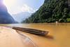 Boat (Paul0B) Tags: travel thailande laos cambodia sunset sunrise clouds