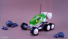 Febrovery 2018 (LegOH!) Tags: febrovery legoh space rover lego 6wheels