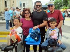 01-14-18 Biciruta Morning 06 (Luna, Carmen, Gil, Leo, & Jose Antonio) (derek.kolb) Tags: mexico yucatan merida family