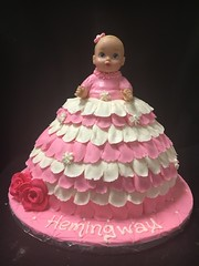 baby (backhomebakerytx) Tags: kids birthday cake doll baby pretty shower backhomebakery