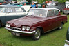 1961 Ford Classic (YTH 260) 1300cc - Ashby Festival of Transport - Moira Furnace June 2017 (anorakin) Tags: 1961 ford classic yth260 1300cc ashbyfestivaloftransport moirafurnace june 2017