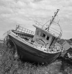 Immigrant Song - Lampedusa - September 2017 (cava961) Tags: lampedusa analogico analogue monochrome monocromo bianconero bw 6x6