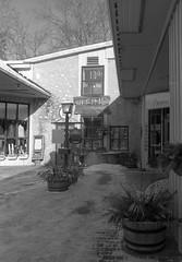 But First (.:Axle:.) Tags: elora ontario canada historic urban village historicdowntown downtown winter snow ice grandriver eloragorge nikon nikonf5 slr 135 35mm afnikkor35mm12d yellow12 kodak kodaktmax100 tmax100 tmx asa32 blazinal rodinal 125 bw blackwhite epsonv700 adobephotoshopcc film filmphotography believeinfilm filmisalive filmisnotdead