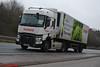 Renault Range T 'Iceland' (EXPO Logistics) reg LK66 BZX (erfmike51) Tags: renaultranget truck artic fridgetrailer euro6 lorry iceland expologistics