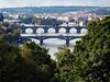 Charles Bridge Prague 2017 (Daves Portfolio) Tags: prague 2017 czechrepublic praha charlesbridge vltavariver vltava