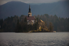 Walk around lake Bled (Lime.T) Tags: lake walk nature bled slovenia beautiful