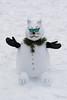 Muñeco de nieve (xavi.garrido) Tags: snowman snowcat vall de nuria
