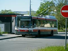 Brno trolleybus No. 3012 (johnzebedee) Tags: trolleybus transport publictransport vehicle skoda skoda21tr brno czechrepublic johnzebedee