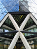 The Gherkin, London, England (duaneschermerhorn) Tags: architecture building skyscraper structure highrise architect modern contemporary modernarchitecture contemporaryarchitecture