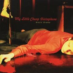 2002_My_Little_Cheap_Dictaphone_Music_Drama_2002 (Marc Wathieu) Tags: rock pop vinyl cover record sleeve music belgium belgië coverart belgique pochette cd indie artwork vinylcover sleevedesign mylittlecheapdictaphone mlcd