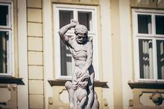 (c) Wolfgang Pfleger-8055 (wolfgangp_vienna) Tags: ljubljana slovenien slovenia statue figure fassade