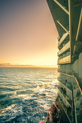 on deck of huge cruise liner ship from seattle to alaska (DigiDreamGrafix.com) Tags: ocean ship cruise deck pacificocean leisure table blue chairs nobody view glass luxury sky beautiful holiday closeup reflection silver travel summer relaxation freedom outdoors nature detail water transport transportation sea landscape relax interior couple lifestyle horizon clouds bay marine tourism wide recreation vacation nautical vessel front canada washington alaska seattle