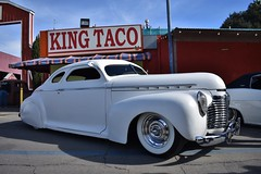 2018 Grand National Roadster Show (USautos98) Tags: 1941 chevrolet chevy leadsled traditionalhotrod streetrod kustom