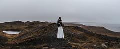 Sturmsucht (Zanthia) Tags: iceland autumn travel weddingphotography weddingphotographer wedding brenizer