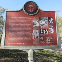 T. Tommy Cutrer Marker (Osyka, Mississippi) (courthouselover) Tags: mississippi ms mississippihistoricalmarkers mississippicountrymusictrail pikecounty osyka northamerica unitedstates us