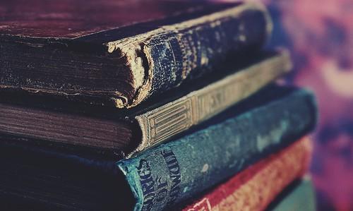 Love vintage books!