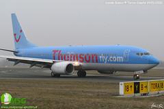 G-FDZA (dabianco87) Tags: aircraft aeroplano aerei plane trn torinocaselle boeing b737800 thomsonairways gfdza