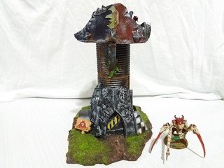 An Imperial silo / tower, great for gobbo snipers