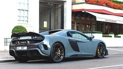 LT (Beyond Speed) Tags: mclaren 675 lt longtail 675lt supercar supercars cars car carspotting nikon v8 grey limited automotive automobili auto automobile london uk knightsbridge spoiler