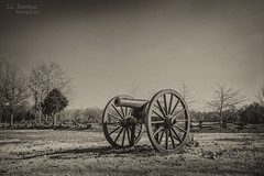 Battle of Parker's Crossroad - Tennessee Civil War Site (J.L. Ramsaur Photography) Tags: jlrphotography nikond7200 nikon d7200 photography photo parkerscrossroadstn westtennessee civilwarsite tennessee 2017 engineerswithcameras tenneesseecivilwarsite photographyforgod thesouth southernphotography screamofthephotographer ibeauty jlramsaurphotography photograph pic parkerscrossroads tennesseephotographer parkerscrossroadstennessee battleofparkerscrossroad battleofparkerscrossroads 1862 civilwar civilwarbattlefield battlefield cannon nathanbedfordforrest cyrusldunham johnwfuller civilwarcannon history historic historyisallaroundus bw blackwhite blackandwhite nik niksilverefexpro2 silverefex nikcollection monochrome colorless sepia antiqueeffect ruralsouth rural ruralamerica ruraltennessee ruralview americana americanrelics tennesseehdr hdr worldhdr hdraddicted bracketed photomatix hdrphotomatix hdrvillage hdrworlds hdrimaging hdrrighthererightnow