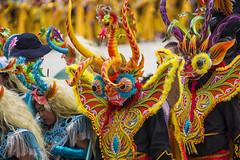 Diablada (luisalbertohm) Tags: peru peruvian puno luces lights dance party fiesta trajes danzas candelaria visitperu photo photography foto fotografia