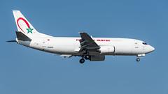 Royal Air Maroc CN-ROX pmb22-00799 (andreas_muhl) Tags: 737300 boeing boeing7373m8 cnrox cargo eddf fra feb2018 frankfurt aircraft airplane aviation planespotter planespotting royalairmaroc