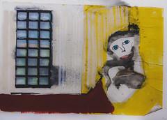 (nomadrhizome) Tags: paper papier watercolor aquarelles ink encre