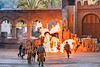 Fire On The Set! (Michael Billick) Tags: waltdisneyworld wdw orlando photography amusementparks disneyphotoblog disneyworld disneyparks disneyphotography florida hdr colors nikon nightphotography disneyhollywoodstudios kissimmee indianajones nikond810 nikon70200 indianajonesepicstuntspectacular