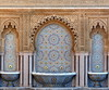 3 Brunnen- 3 fontains (Anke knipst) Tags: rabat marokko morocco mausoleum mohamedv brunnen well fountain